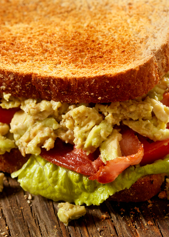 photo of completed Cobb Egg Salad Sandwich recipe